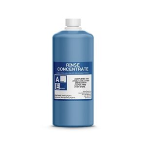 Rinse Concentrate, Commercial-Grade, Makes one 5-gallon pail